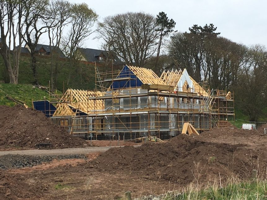 aberdeenshire self build